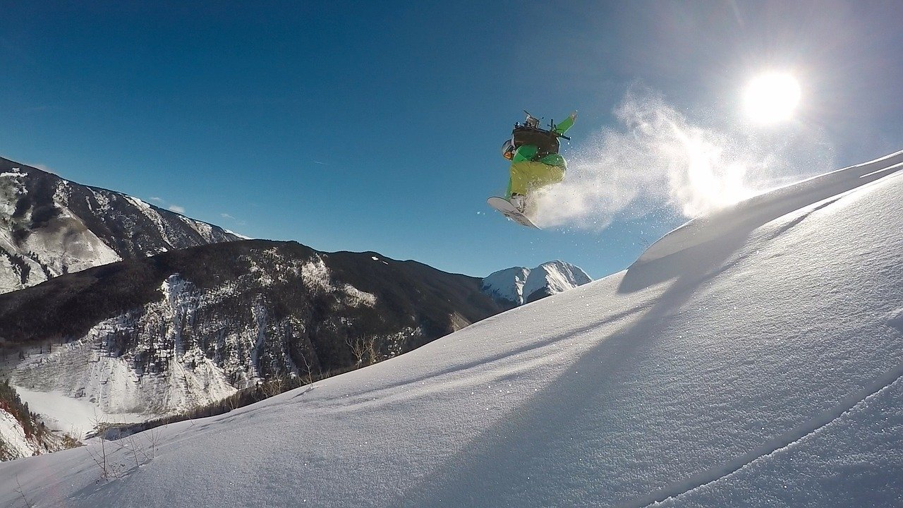 Colorado Snowboarding