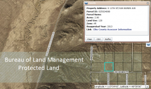 Elko County Nevada Land for Sale