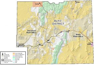 Elko BLM District