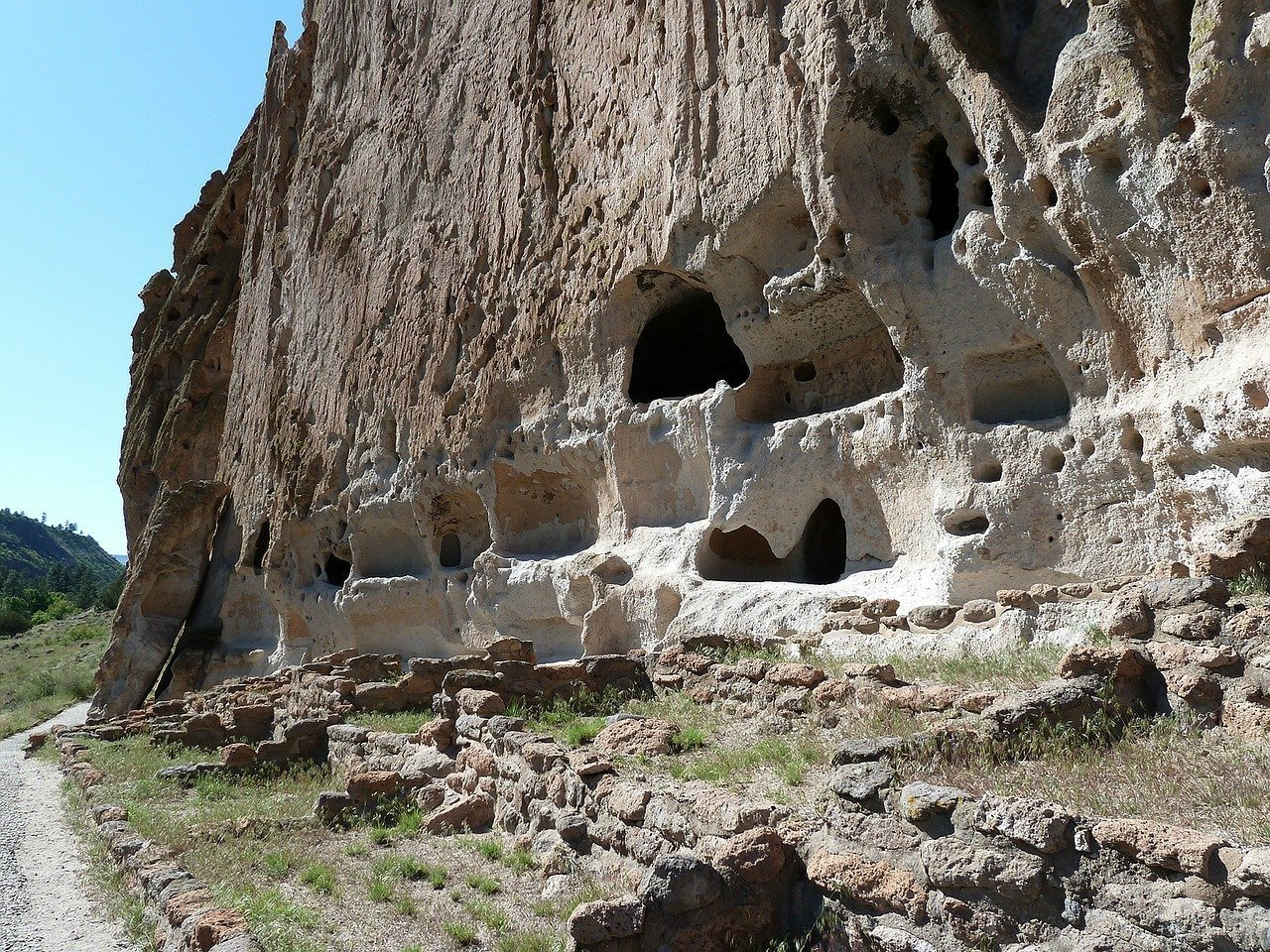 Cliff Dwellings NM