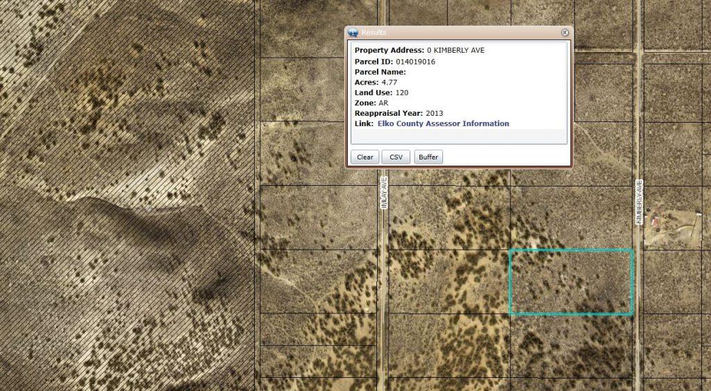 Land for Sale Elko Nevada