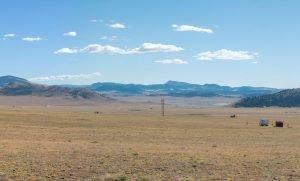 Park County Colorado Land