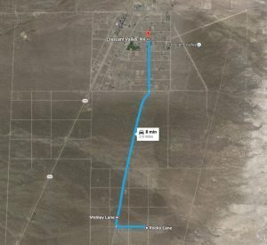 Crescent Valley Land for Sale
