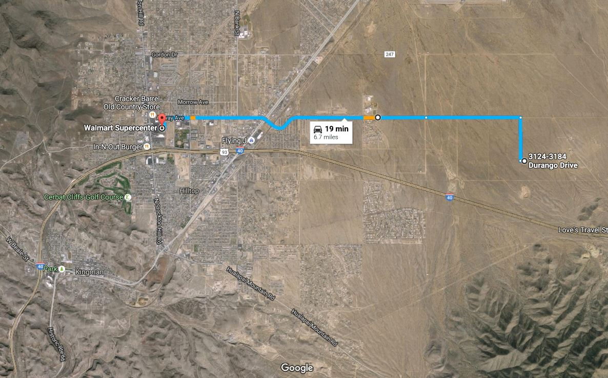 Land for Sale Kingman Arizona