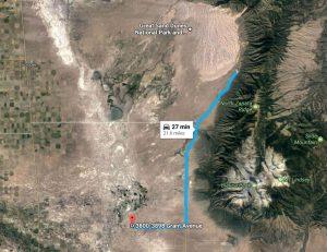 Sand Dunes National Park Land for Sale