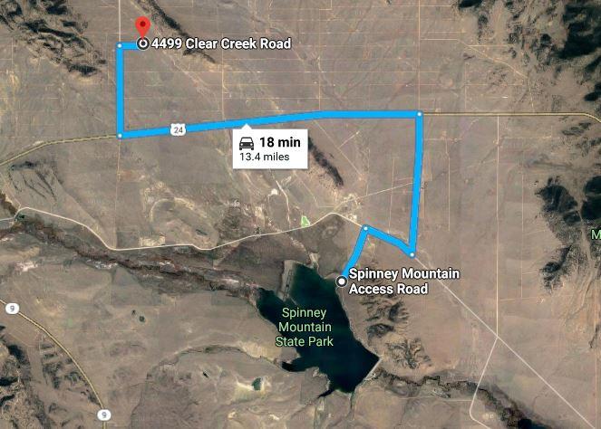 5 Acres - South Park Ranch - LandParker com